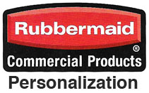 Rubbermaid personalization